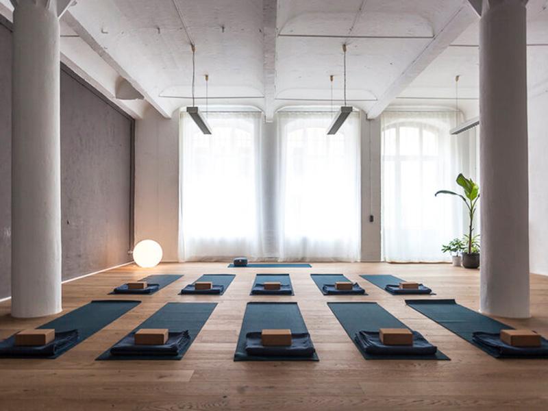 Mittwoch 8:45 Uhr Morning Vinyasa Yoga