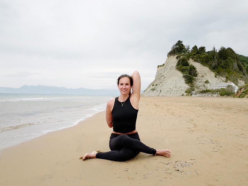 Dienstag 17:45 Uhr Vinyasa Yoga Level 2–3